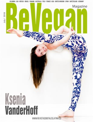 BEVEGAN Magazine - July 2018 - #04