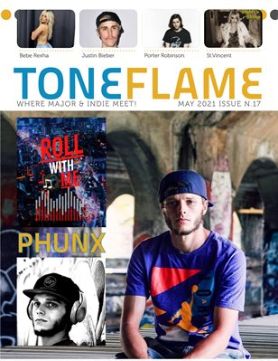 ToneFlame Magazine May 2021