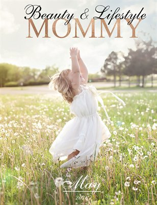 Beauty & Lifestyle Mommy MAY Newsletter