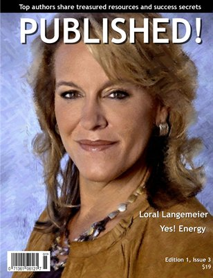 PUBLISHED! featuring Loral Langemeier