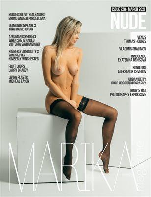 MARIKA MAGAZINE NUDE (MARCH - ISSUE 728)