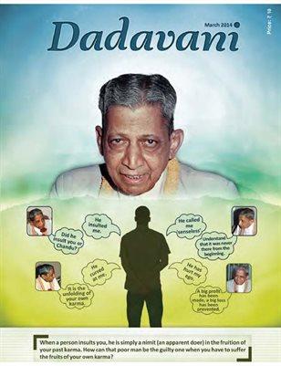 The Purushartha of Gnan Against Insults (English Dadavani March-2014)