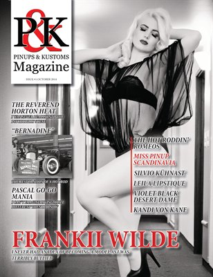 P&K Magazine Issue #1 October 2014