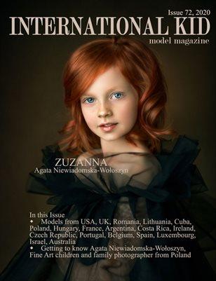 International Kid Model Magazine Issue #72