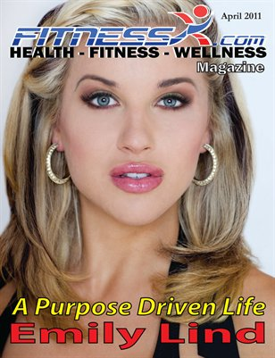 FitnessX.com Magazine for April 2011