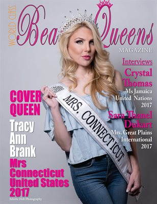 World Class Beauty Queens Magazine with Tracy Ann Brank