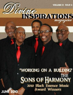 June 2010 Issue of Divine Inspirations Magazine