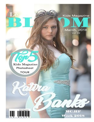 Le Bloom Kids Magazine Katira Banks