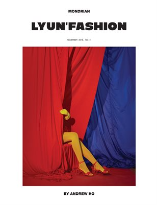 LYUN ISSUE No.11 (VOL No.6) C1