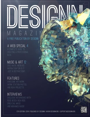 Designn Magazine 5th Edition