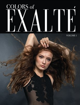 Colors of Exalte' Volume 1 Black Ribbon Awareness