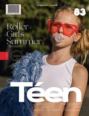 OCTOBER 2021 Issue (Vol: 83) | TÉENCRUZE Magazine