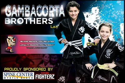 Gambacorta Brothers Poster