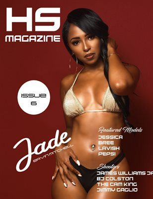HunniShotz Magazine Jade Issue 6