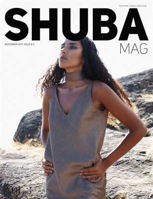 SHUBA MAGAZINE 2017 #2 NOVEMBER VOL. 3