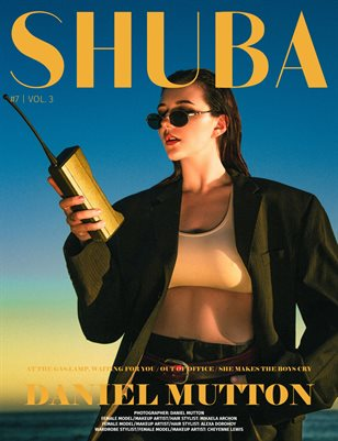 SHUBA MAGAZINE #7 VOL. 3