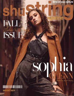 shuString Magazine The Fall Fashion & Beauty Issue 25 (Book1)