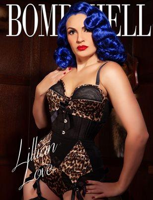 BOMBSHELL Magazine December 2018 BOOK 2 - Lillian Love Cover