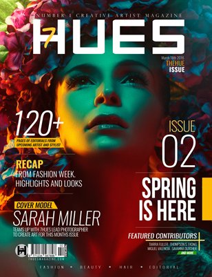 The Hues Issue Vol.1 - 02 March 2016