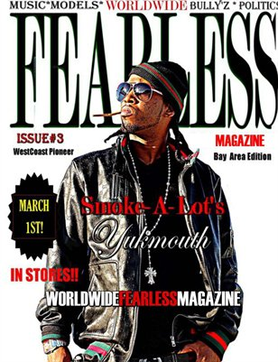 Worldwide Fearless Magazine #3