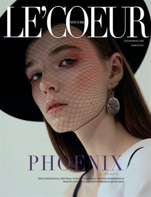 LE'COEUR Magazine March'21