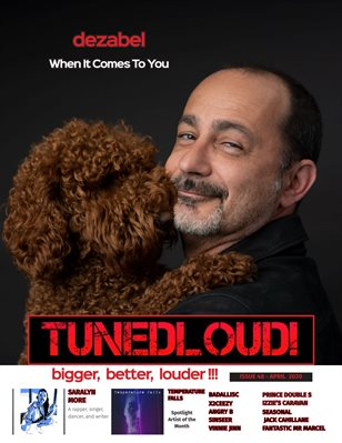 TunedLoud Magazine April 2020