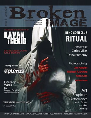Broken Image Magazine Issue 5 (June 2015)