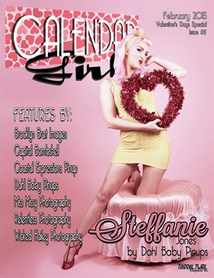 Calendar Girls - Issue Five - Feburary 2015 - Steffanie Jones