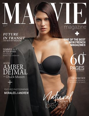 MALVIE Mag - Natural Beauty Edition Vol. 33 JULY 2020