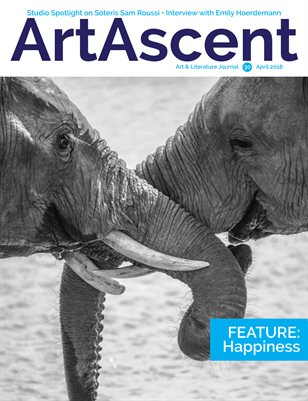 ArtAscent V30 Happiness April 2018