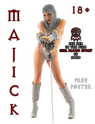 Majick - Fierce Swordswoman | Bad Girls Club