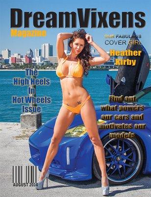 High Heels in Hot Wheels Issue