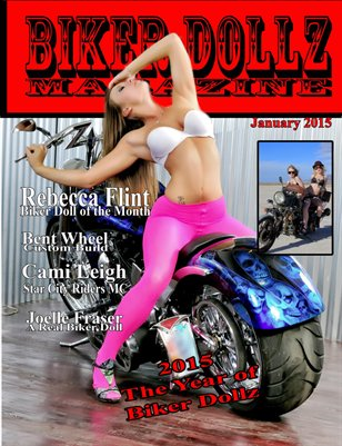 Biker Dollz January 2015 Issue