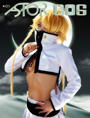 Astor Cos #1: Cover B
