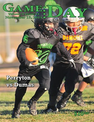 Volume 4 Issue 23 - Perryton vs Dumas