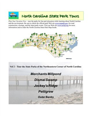 NE North Carolina State Park Tour