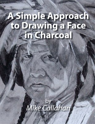 A Simple Approach to Drawing A Face with Charcoal