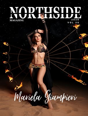 Northside Magazine Volume 50 Ft. Mariela Giampieri