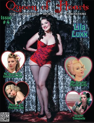 Queen of Hearts Magazine Issue #4