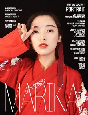 MARIKA MAGAZINE PORTRAIT (ISSUE 993 - JUNE)