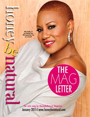 The Felicia Leatherwood Magletter