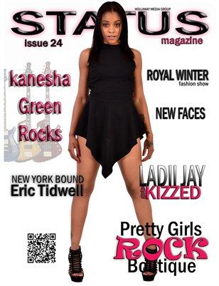 STATUS ISSUE 24