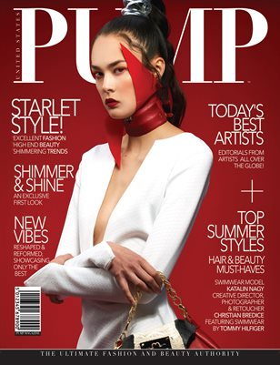PUMP Magazine - The Couture Fashion Edition