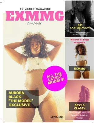 Ex Money Magazine (New) Featuring Aurora Black