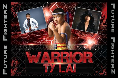 Ty Lai Poster 2015