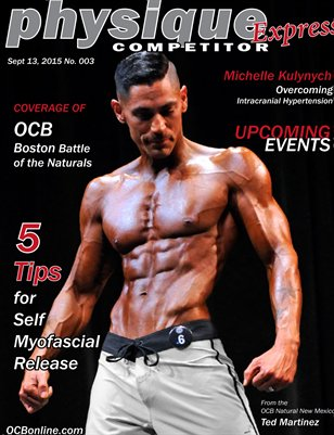 Physique Competitor Express 3