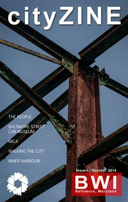 cityZINE - Issue 1 BWI