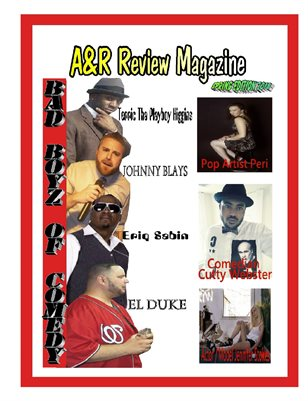 A&R Review Magazine Spring 2018 Edition