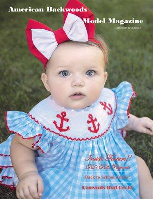 Issue 9 - Sept 2019 - American Backwoods Model Magazine