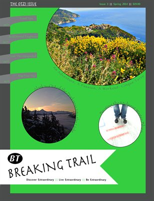 Breaking Trail Issue 3; Spring 2014